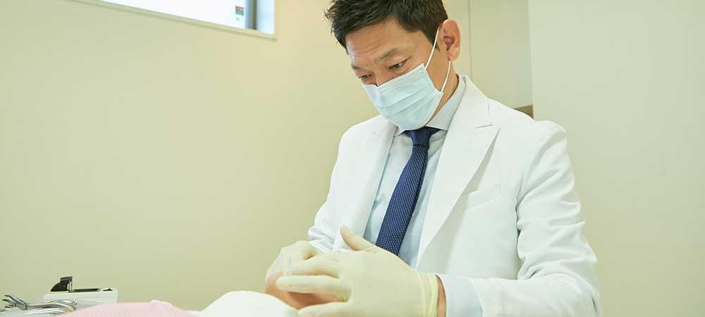 虫歯治療と矯正