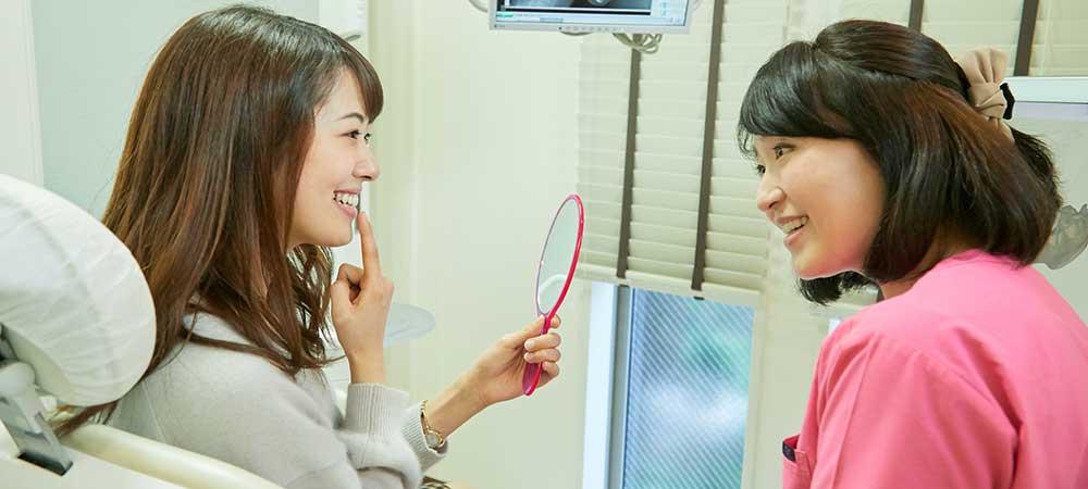 八重歯・叢生(凸凹の歯並び)治療をお考えの方